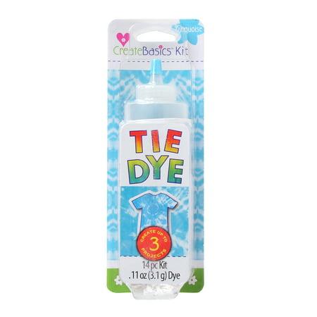 Create Basics Turquoise Tie Dye, 1 - Tie Dye Bottles