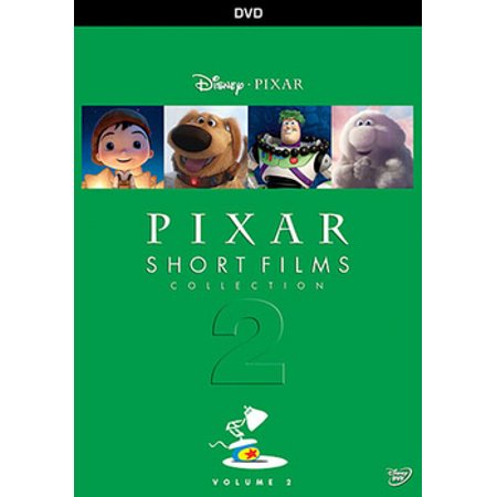Pixar Short Films Collection: Volume 2 (DVD) (Film D'halloween Disney En Streaming)