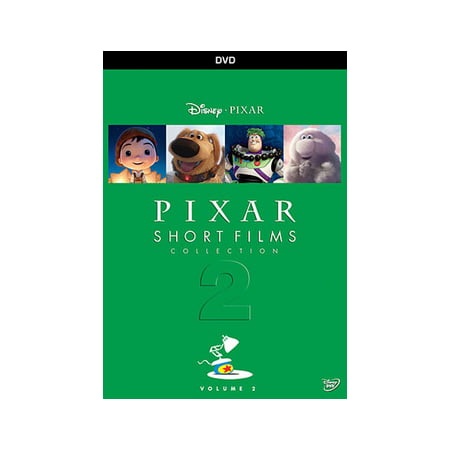Pixar Short Films Collection: Volume 2 (DVD)](Halloween 2 Fan Film)
