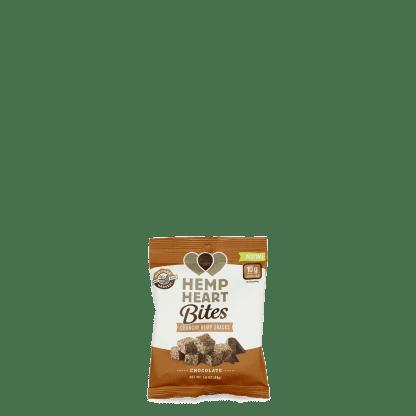 Hemp Heart Bites - Chocolate 1.6oz
