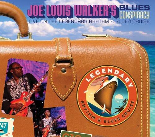 Blues Conspiracy: Live On The Legendary Rhythm and Blues Cruise (Digi-Pak)
