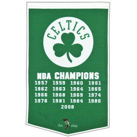 Winning Streak Sports 76160 Boston Celtics Banner