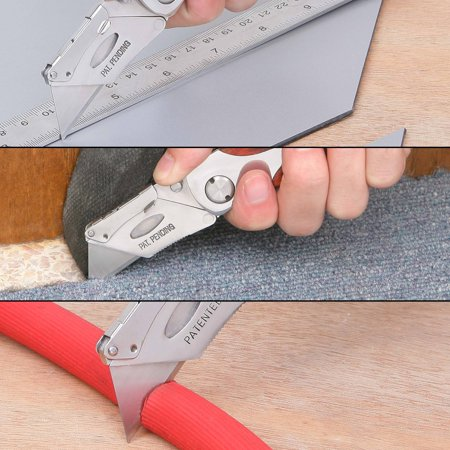 how to change the blade on a sheffield utility knife