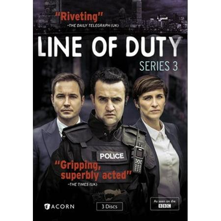 Trade Duty Series (Line of Duty: Series 3 (DVD) )