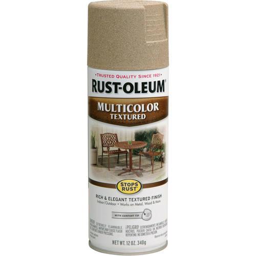 Rust-Oleum Stops Rust Multicolor Textured Spray Paint
