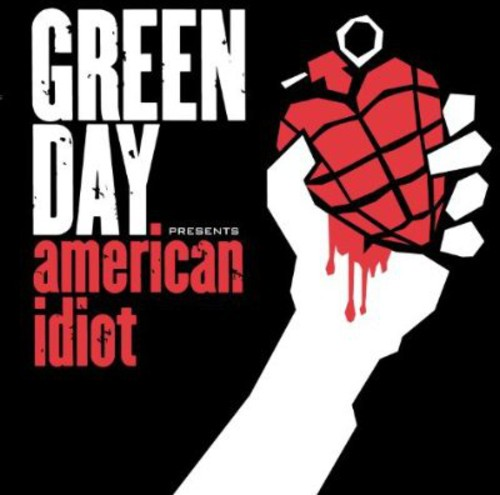 Green Day - American Idiot (Edited) (CD)