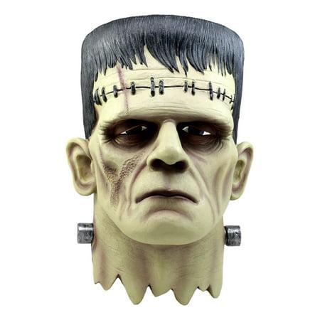 Day Of The Dead Decor (Ebros Dr Victor Frankenstein Monster Wall Decor Sculptural Hanging Plaque 15 1/8