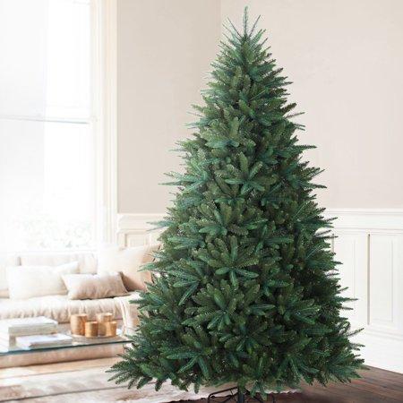 Balsam Hill Black Spruce Artificial Christmas Tree 7 5 Feet Unlit
