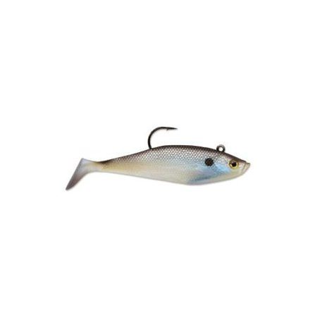Storm swim shad fishing lure multi colored for Walmart fishing lures