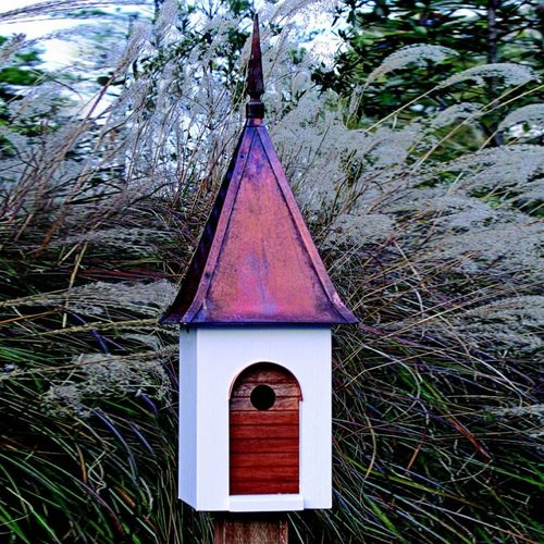 Heartwood 105D French Villa Bird House