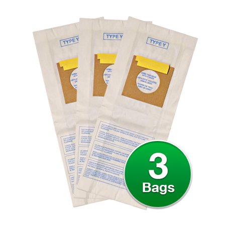 Replacement Vacuum Bag for Hoover 4010100Y / 856 (Single - Hoover Replacement Bags