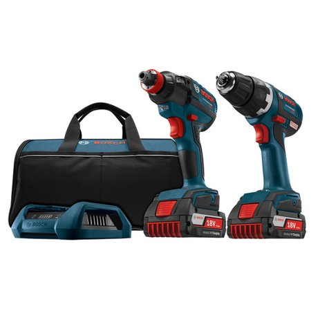 18-Volt Lithium-Ion Cordless Wireless Combo Kit (2-Tool)