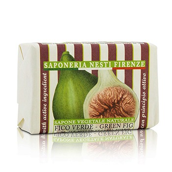 Le Deliziose Natural Soap -  Green Fig 5.3oz