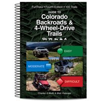 Guide to Colorado Backroads & 4-Wheel Drive Trails 4th Edition (Other)