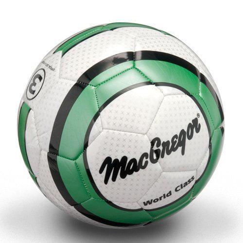 MacGregor World Class Soccer Ball, Size 4