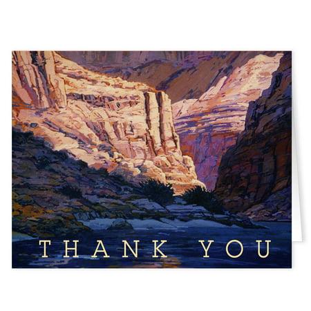 Splendor Collector - Stonehouse Collection Grand Canyon Splendor Fine Art Note Card - 14057