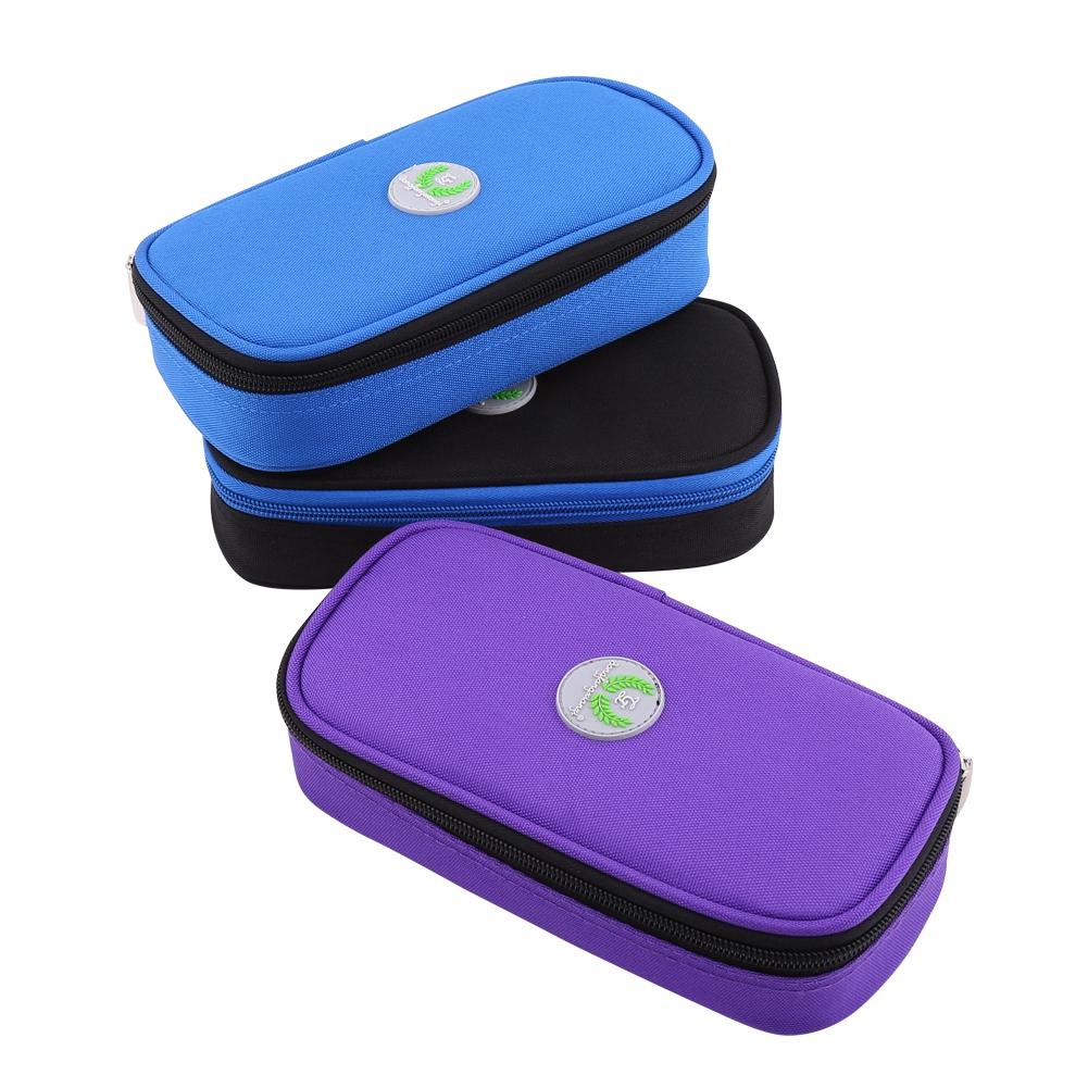 Yosoo 3 Colors Portable Diabetic Organizer Cooler Bag Medical Care Cooler Case For Traveling,Diabetic Bag, Insulin Bag