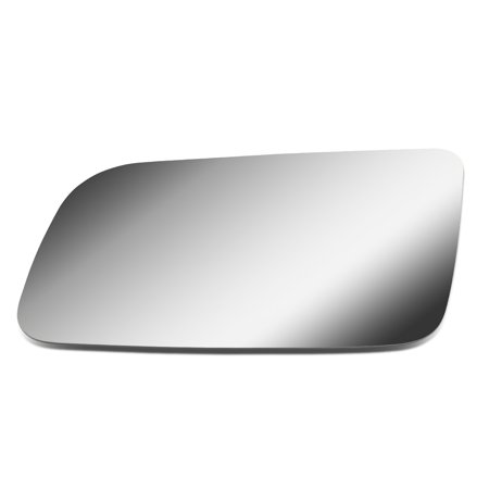 For 1985 to 2005 Chevy Astro / GMC Safari Left Side Door Rear View Mirror Glass Replacement Lens 86 87 88 89 90 91 92 93 94 95 96 97 - Safari Side View Mirror