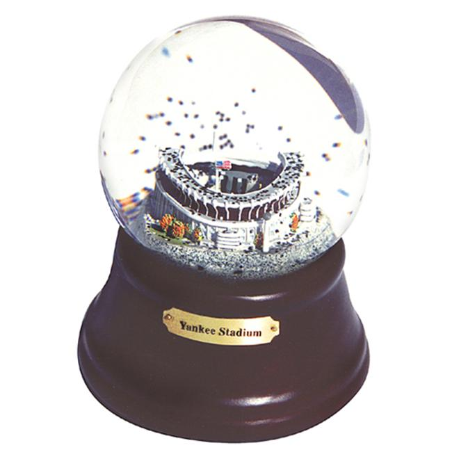 Paragon Innovations Co  Yankee Stadium Replica in a Musical Globe.   Clap your Hands and ''Take Me out To The Ballgame''