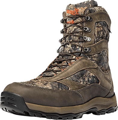 """Danner High Ground 8"""" 400g MOBU Country Camo Boots Size 13 1 Pair Boots by Danner"""