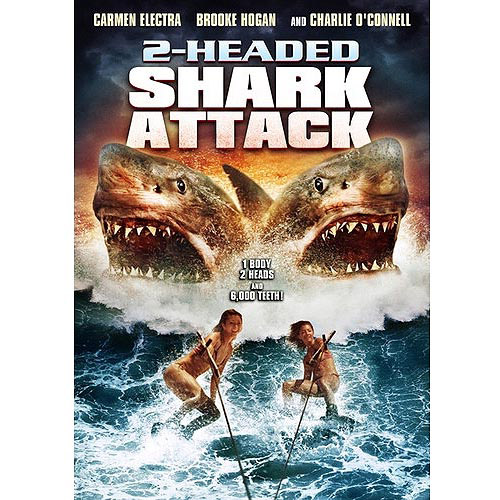 2-Headed Shark Attack (Widescreen)