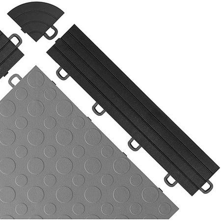 BlockTile Interlocking Ramp Edges with Loops, 12 Edges and 2 -