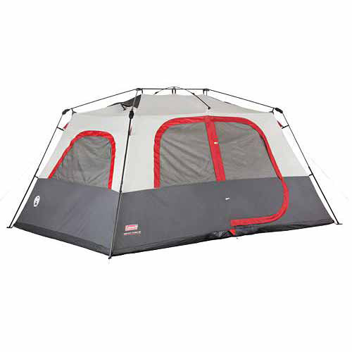 Coleman 8-Person Double Hub Instant Tent  sc 1 st  Walmart.com : coleman instant up tent 8 person - memphite.com