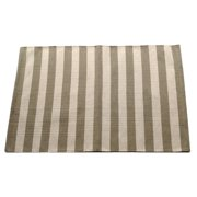 Artim Home Textile Narrow Stripe Safari Area Rug
