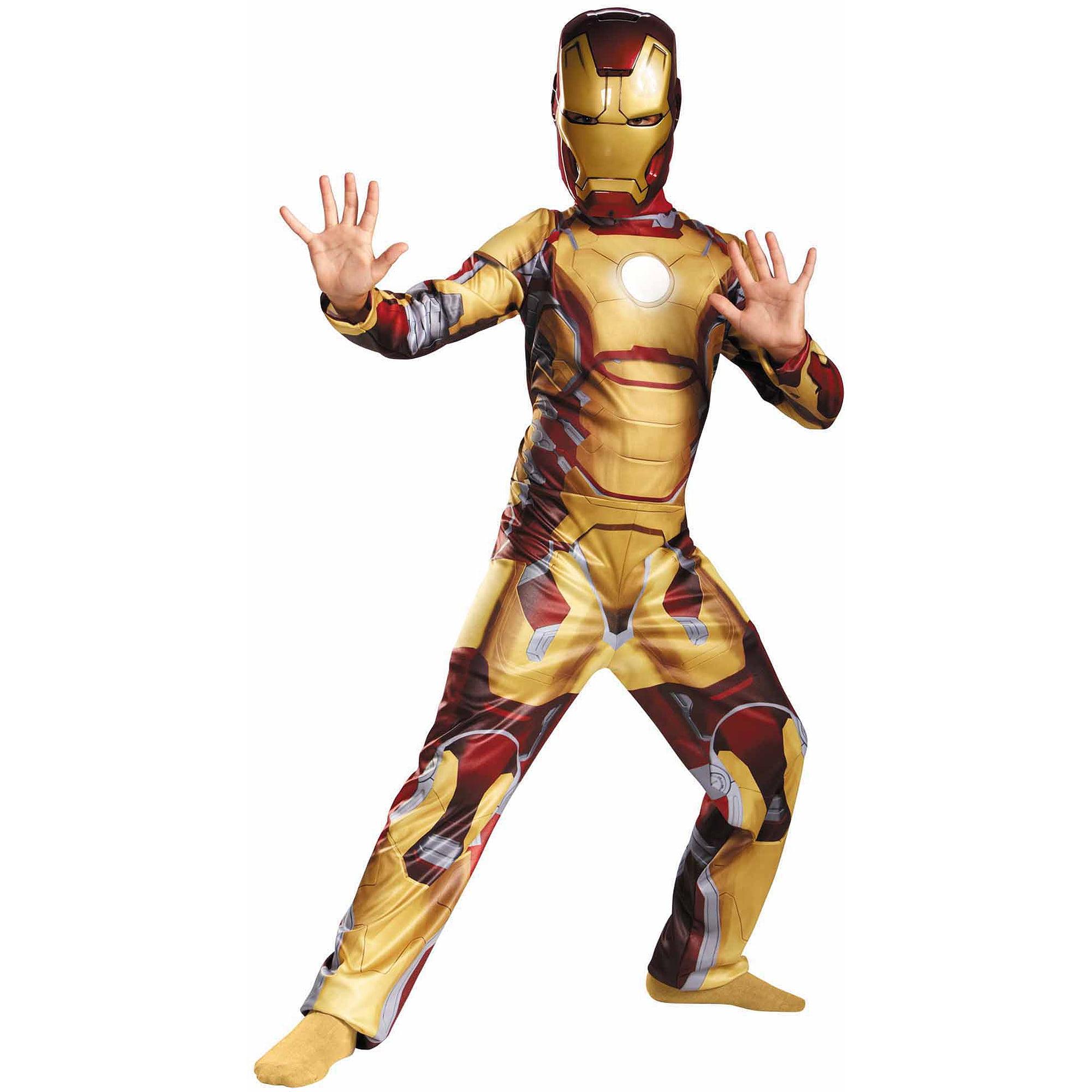Iron Man Mark 42 Child Halloween Costume