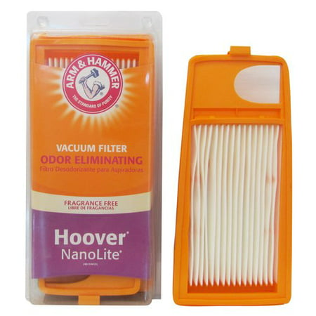 Arm & Hammer Odor Eliminating Vacuum Filter, Hoover Nanolite