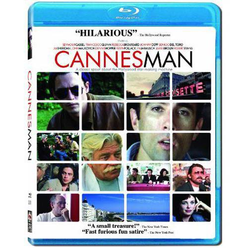 Cannes Man (Blu-ray) (Widescreen)