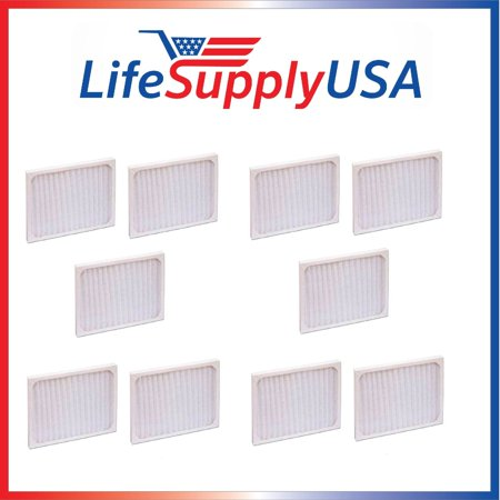 10 Pack Replacement Filter for Hunter 30920 30905 30050 30055 30065 37065 30075 30080 30177 10 Pack Particulate Filter