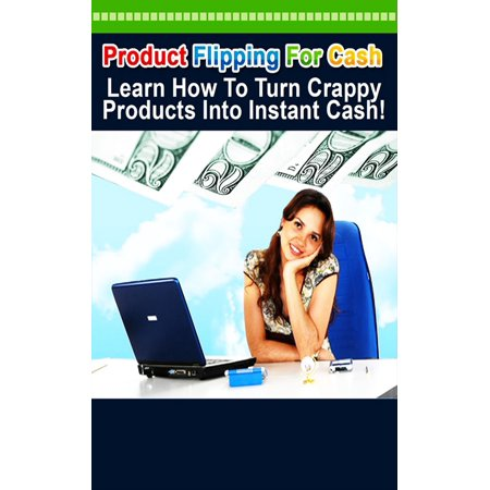 Product Flipping For Cash - eBook