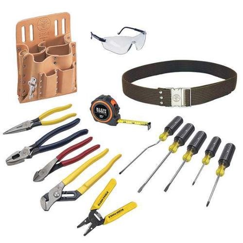Klein Tools General Hand Tool Kit, 80014