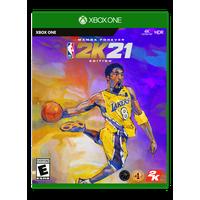 NBA 2K21 Mamba Forever Edition, 2K, Xbox One,710425596940