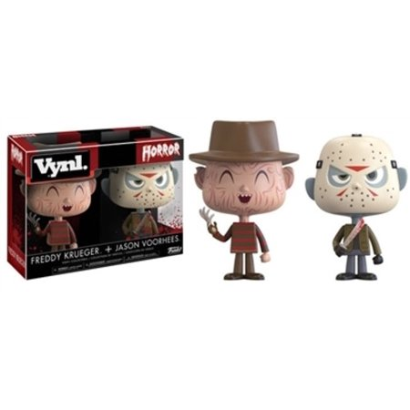 Funko Vnyl. Freddy Krueger and Jason Voorhees - Is Freddy Krueger Real