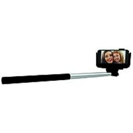 tzumi shutterstick 817243036785 3678 selfie stick with bluetooth refurbished. Black Bedroom Furniture Sets. Home Design Ideas