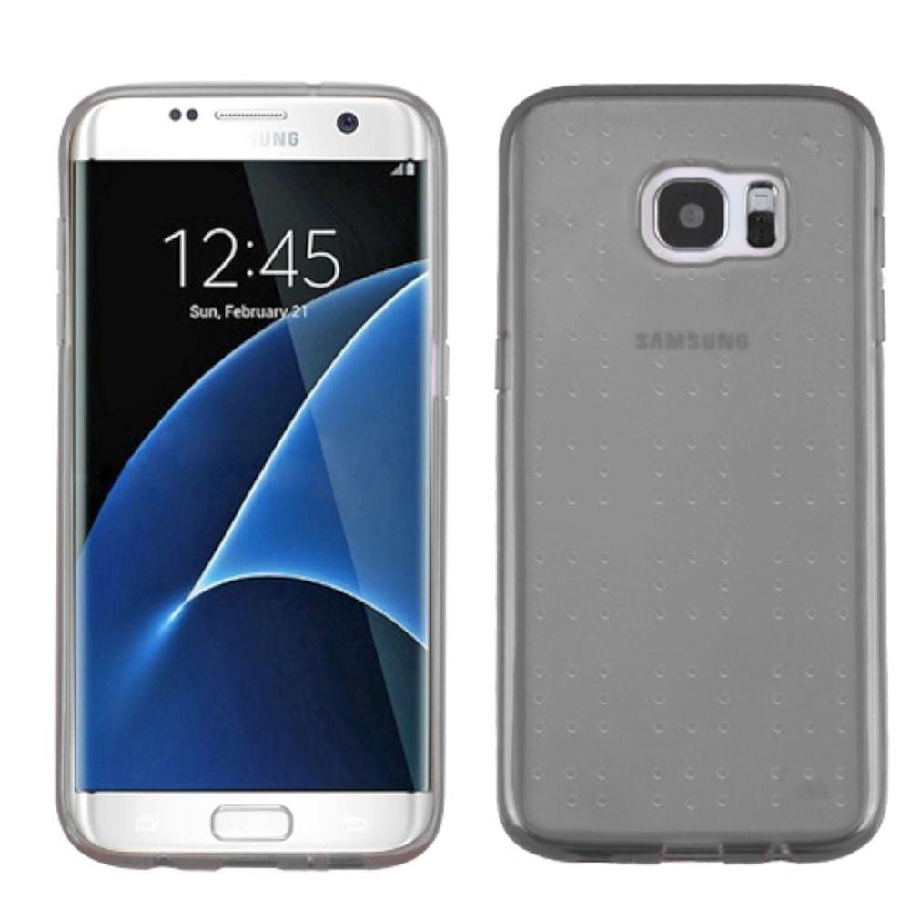 Insten Gel Cover Case For Samsung Galaxy S7 Edge - Blue