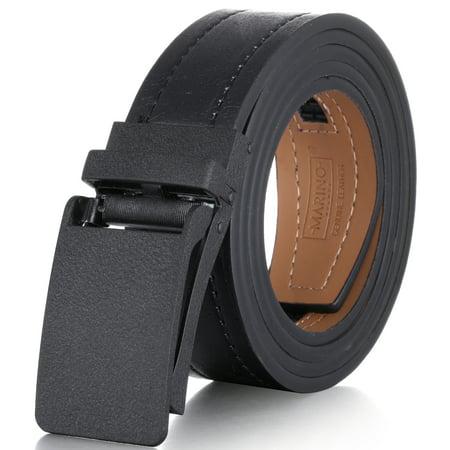 Marino Avenue Genuine Leather belt for Men, 1.3/8