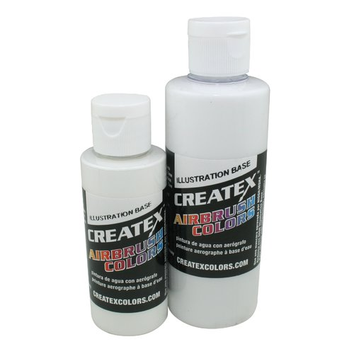 Createx Colors 4 oz Illustrate Base Airbrush Paint (Set of 2)