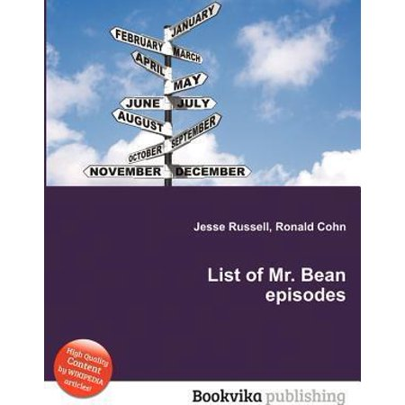 List of Mr. Bean Episodes - image 1 of 1