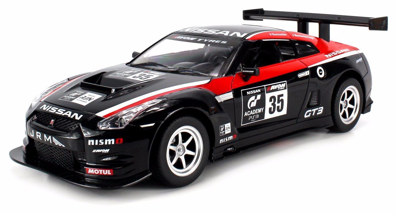 1/16 Nissan GTR NISMO GT3 GT Academy Electric Remote Control RC Car ...
