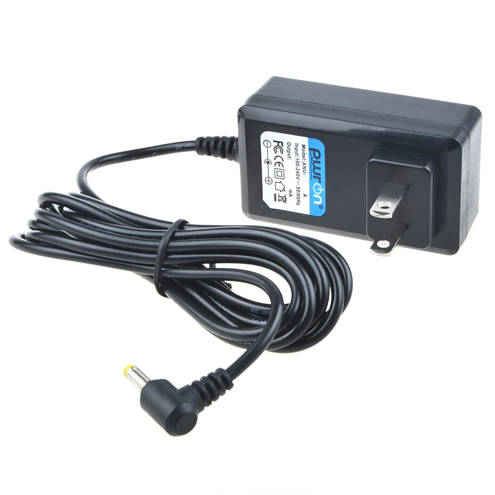 PwrON 6.6 FT Long 5V AC to DC Power Adapter Charger For Durabrand CD-565 CD-566 CD-625 CD-965 CD Player