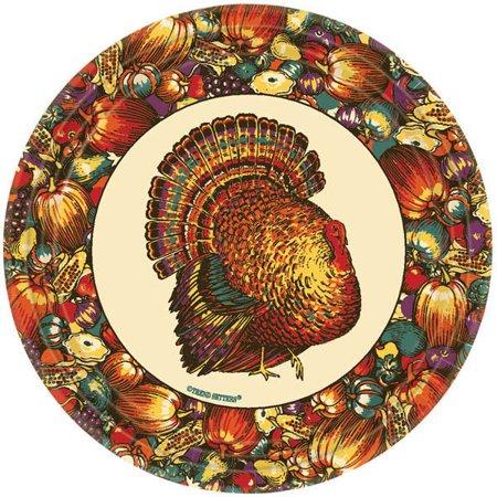 Autumn Turkey 12 7