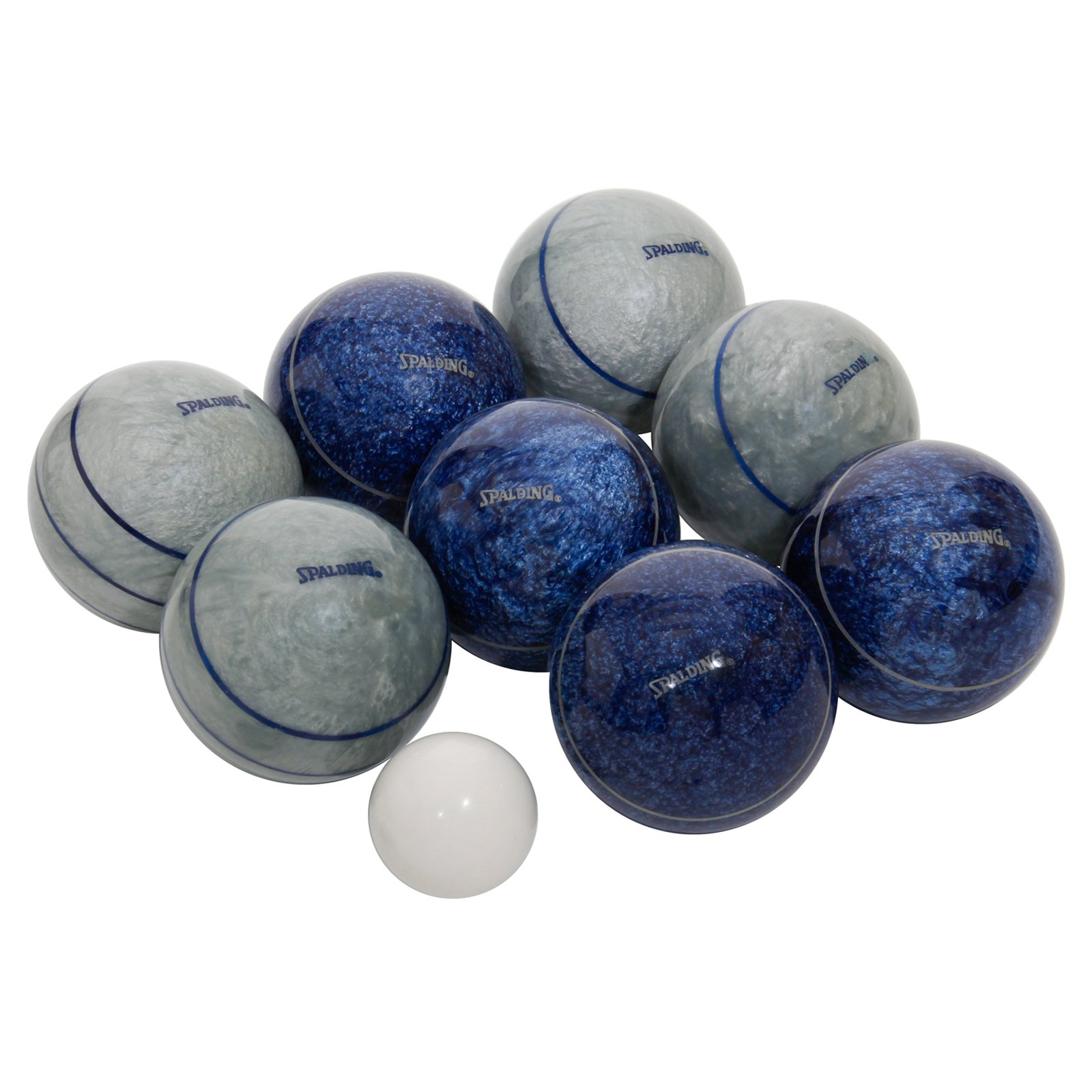 Spalding Professional Bocce Set, 107mm by Triumph Sports USA