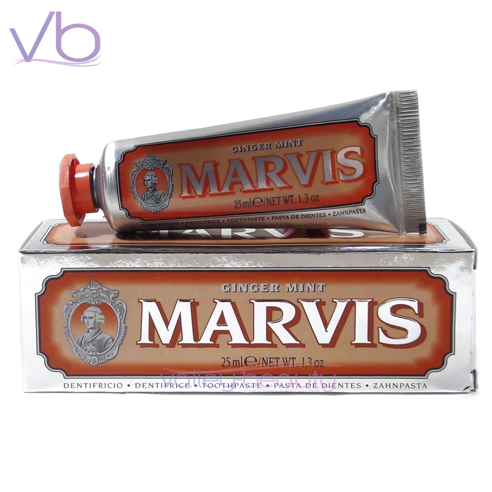 Marvis Original Toothpaste Set of 7x25ml