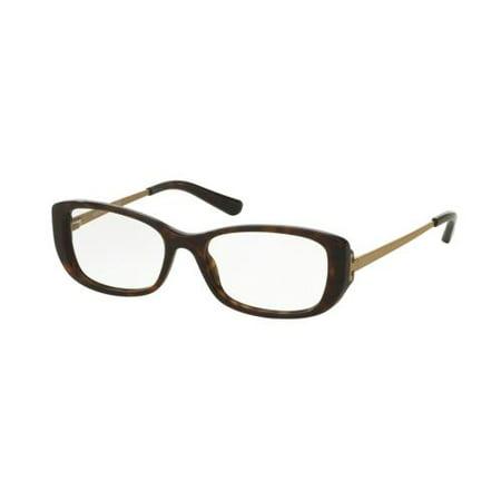 TORY BURCH Eyeglasses TY2062 1033 Dark Tortoise\Gold (Tory Burch Mens)