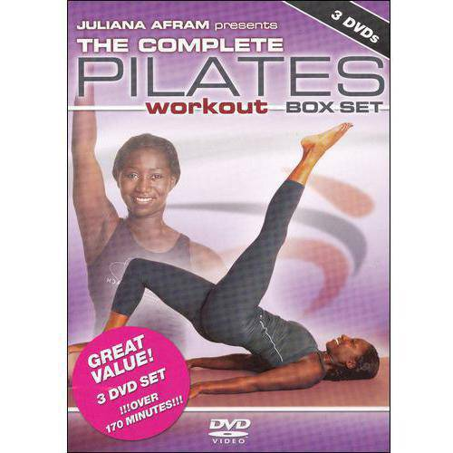The Complete Pilates Workout