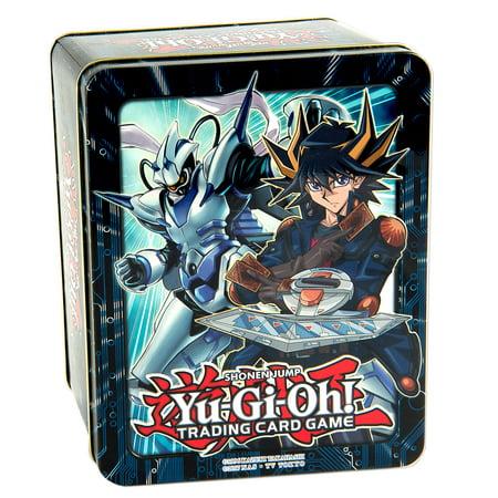 Yu-Gi-Oh! 2018 Mega Yusei Tin Trading Cards