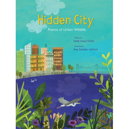 Life Urban Envelope - Hidden City : Poems of Urban Wildlife